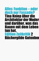 Tina Kniep – Alles Funktion – oder doch nur Fassade?